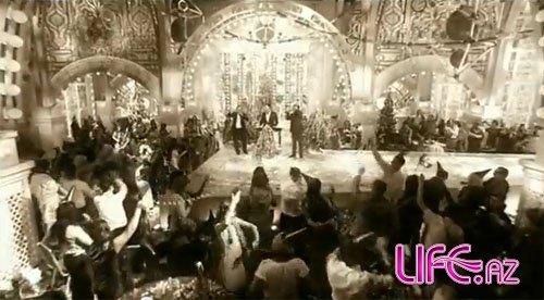 Мейхана в новогоднем эфире российского телевидения