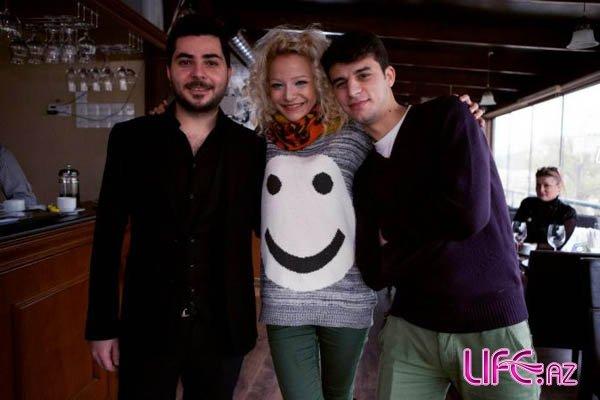 Эльчин Джафаров презентовал клип с молодым исполнителем