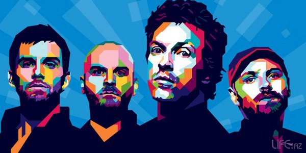 Coldplay ����������� ����� ����������� ������� ���� �� ����� Up&Up