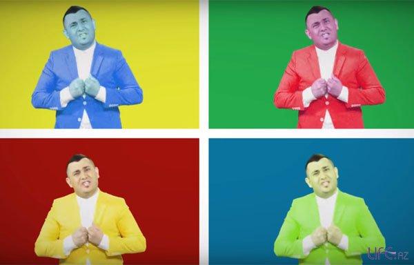 Мурад Ариф провел презентацию на новый клип «Dondurma»