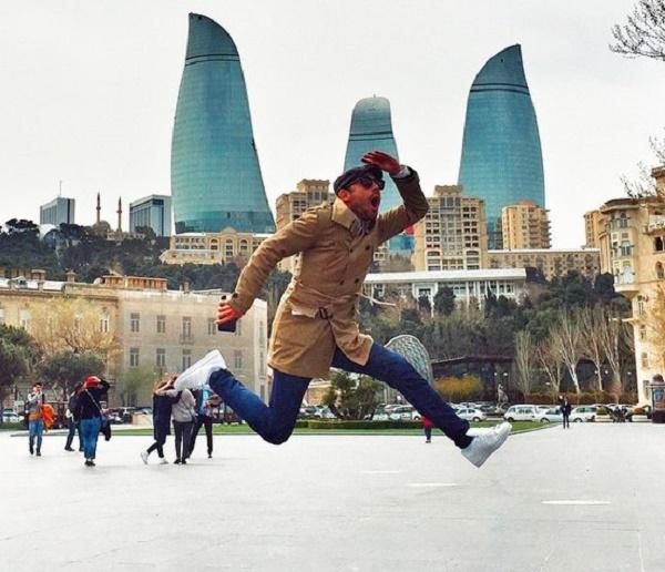 Выпуск известной российской передачи посвящен Азербайджану