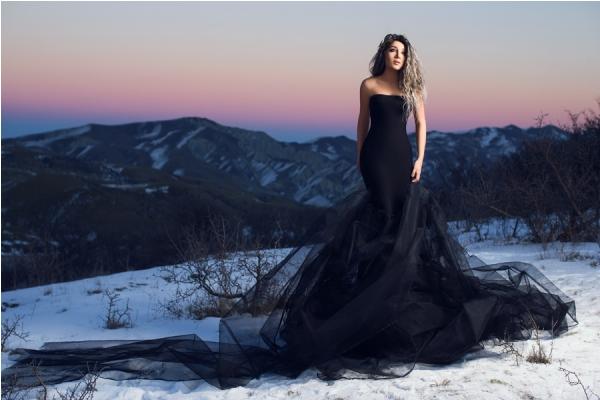 Гюнай Ибрагимли презентовала песню  «Sürgün»