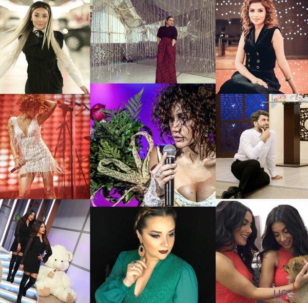 TOP-30: Азербайджанские звезды набравшие миллионы like в Instagram в 2016