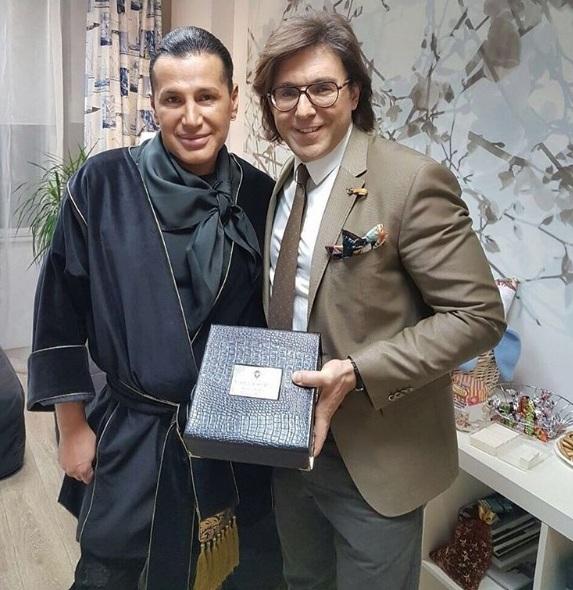 Самир Багиров стал гостем программы Андрея Малахова «Пусть говорят»