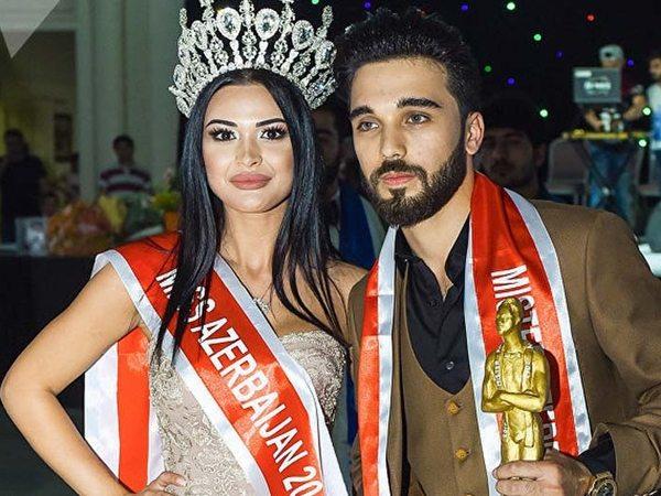 Выбраны Мисс и Мистер Азербайджан 2017