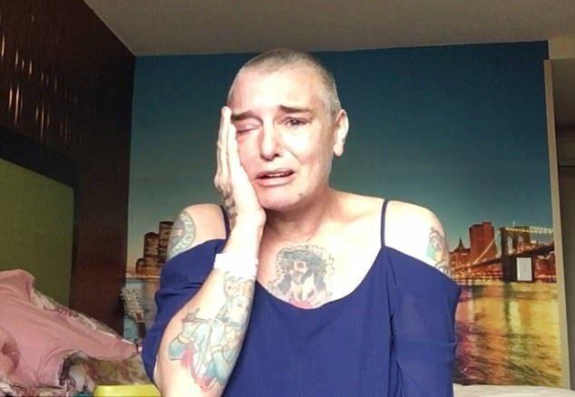 Откровения Шинейд О'Коннор о попытках самоубийства и проблемах