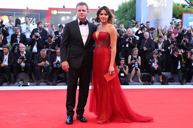 Открытие Венецианского кинофестиваля — 2017: Голливудские звезды на красной дорожке