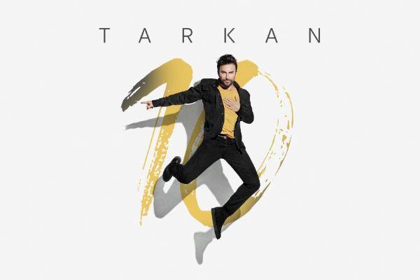 Таркан снял супругу в новом клипе