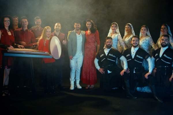 Азербайджанец создал в Германии группу «Дух Кавказа»