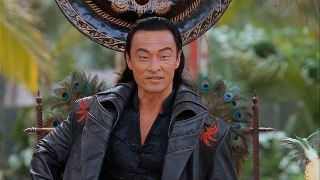 Шан Цунг из фильма «Mortal Combat» прогулялся по Ичери шехер
