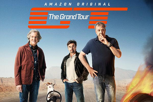 Ведущий программы Top Gear Джереми Кларксон поделился фотографией из Гянджи
