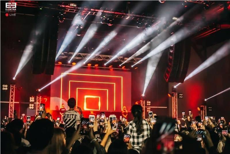 Егор Крид выступил с концертом в Баку