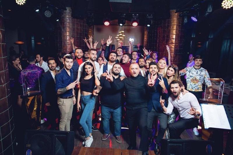 Азербайджанские модели зажгли на закрытой вечеринке Best Model of Azerbaijan
