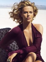 Charlize Theron in Vanity fair Italy [6 сканов]
