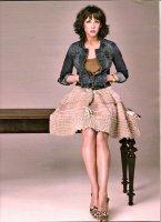 Софи Марсо в журнале Madame Figaro [6 фото]