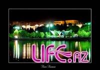 Баку ночью - Baku nights