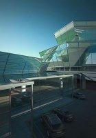 Baku Airport Reconstruction [8 фото]