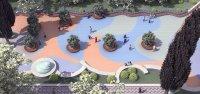 Площадь фонтанов: такой будет после руконструкции