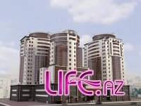 Luxen Plaza in Baku [Макет]