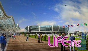 В столице Азербайджана состоялась церемония закладки фундамента Олимпийс ...