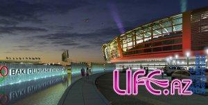 [b]«Baku Olympic Stadium» / Олимпийский стадион в Баку [9 фото][/b]