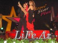 Azeri Star Plus, Bu heftenin Qonaqlari: Nura, Elza Seidcahan, Kristal ve Le ...