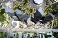 Новые высотки в Баку, комплекс не имеющий аналогов в мире.