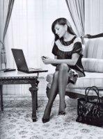 Мехрибан Алиева для журнала БАКУ.